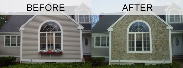 Stoneface by new england brickmaster for Stone veneer over brick exterior